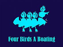 Fourbirdsaboating