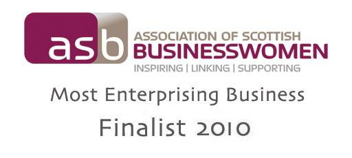 ASB's Most Enterprising Business of the Year 2010