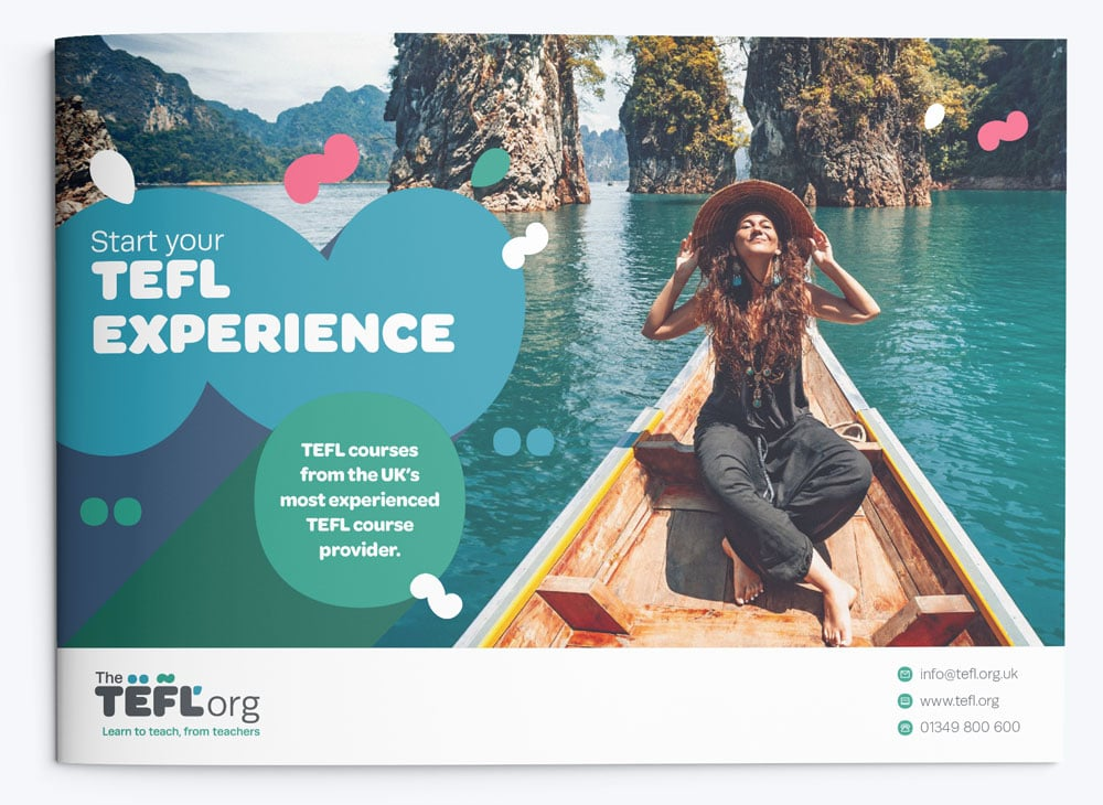 The TEFL Org Brochure