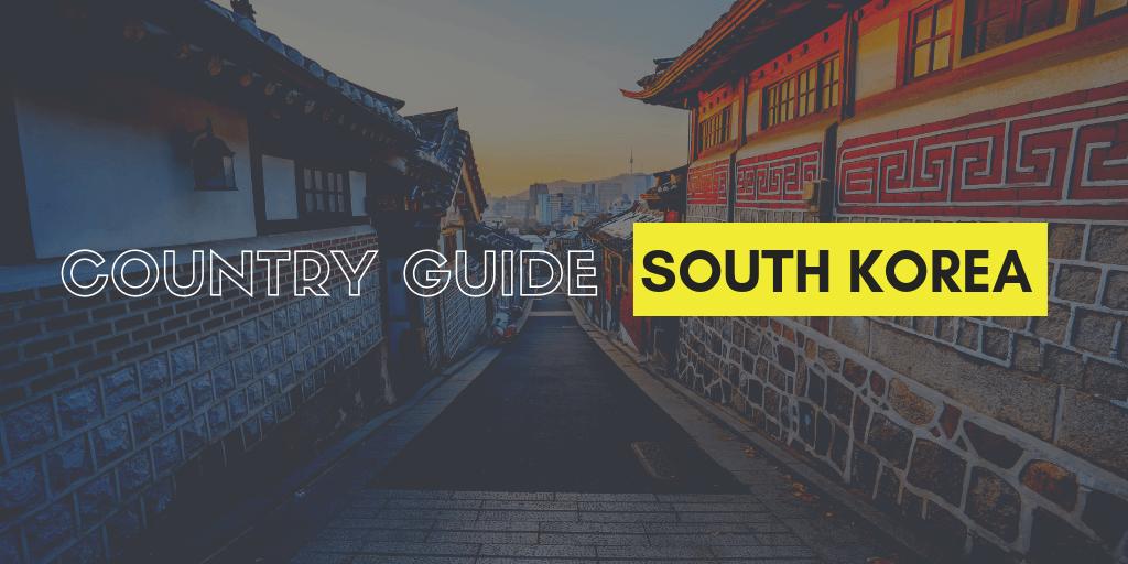 TEFL in South Korea