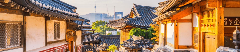 Korean rooftops