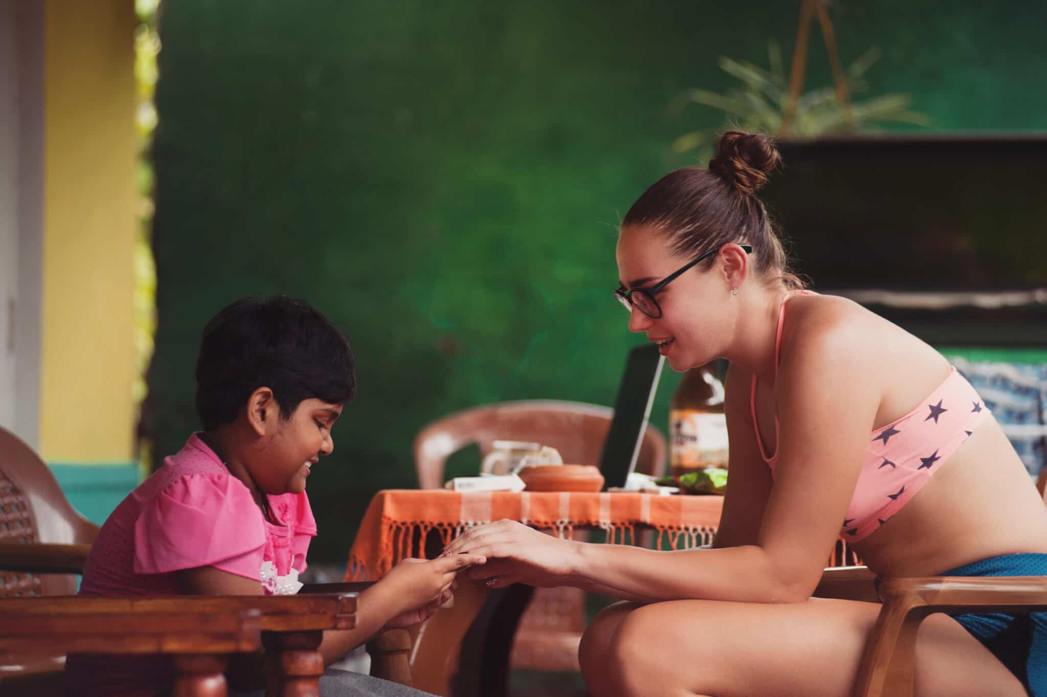 tefl volunteer experience