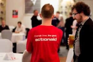 10th Birthday - ActionAid UK
