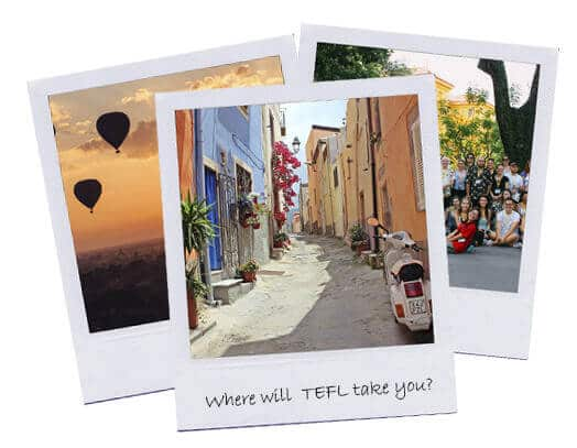 Where would you TEFL?