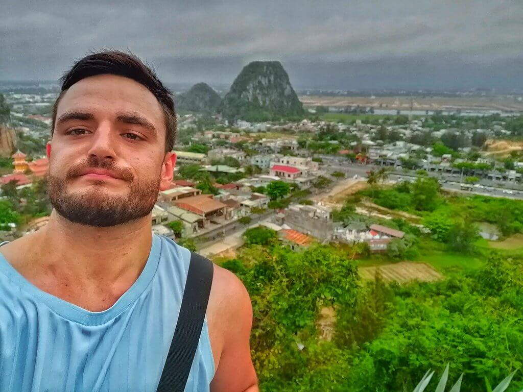 EFL teacher Michael in Da Nang, Vietnam