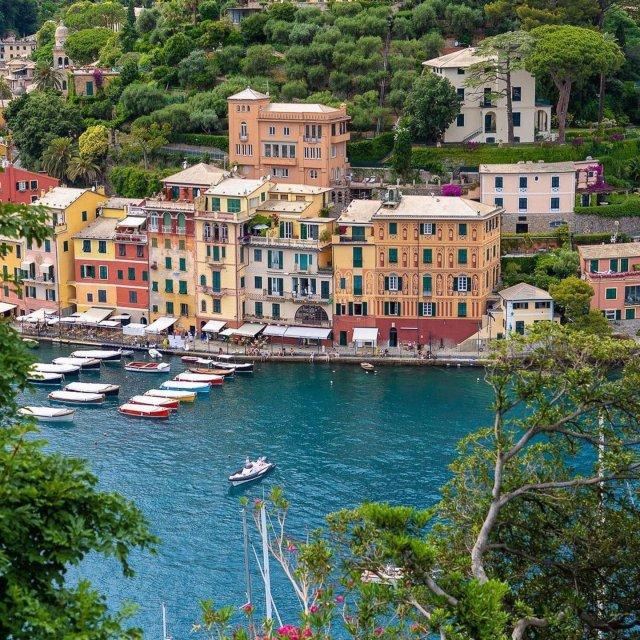 Portofino  . . ⠀⠀⠀⠀⠀⠀⠀⠀⠀ 📷 Photography by @worldtravel.bug