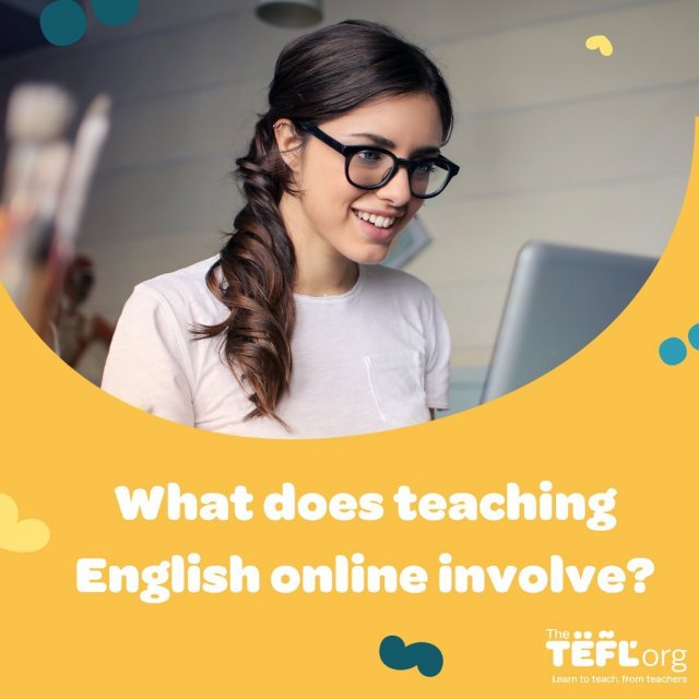 Want to find out more on what teaching English online involves? Look no further 👀👇⁠⠀⁠⠀ ⁠⠀⁠⠀⁠⠀ Online teaching allows you to work from anywhere in the world and take command of your own schedule. So, whether you're looking for a career change or to supplement your existing income with a flexible job, it might just be for you!⁠⠀⁠⠀⁠⠀ ⁠⠀⁠⠀⁠⠀ It doesn't come with some of the real pains of working in a classroom. No mounds of paperwork, unruly large classes, or cleaning up after students. And no commute really helps with the work/life balance.⁠⠀⁠⠀⁠⠀ ⁠⠀⁠⠀⁠⠀ Find out everything you need to know – from requirements to where to find work – in our handy guide. ⁠⠀⁠⠀ ⁠⠀⁠⠀ Link in bio 🔗