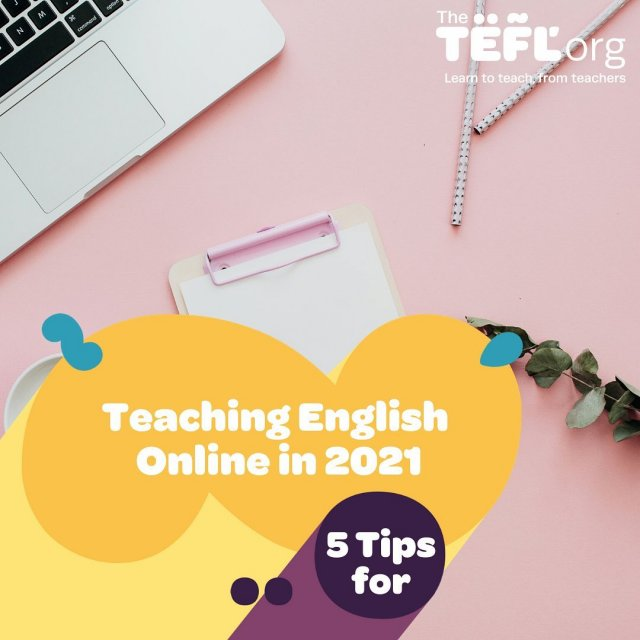 While the demand for online English teachers is significant it's important to remember that the interest in remote working opportunities has likewise sky-rocketed. The pandemic has cost many people their jobs and left others concerned about their financial security. ⁠⠀ ⁠⠀ With it being possible to complete your TEFL training online and then use that qualification to make an income working remotely, it's understandable why so many people are pursuing work in the online TEFL market.⁠⠀ ⁠⠀ Swipe along to see our 5 top tips for those starting teaching English online in 2021 ➡️⁠⠀ ⁠⠀ Read full blog post - Link in bio 🔗