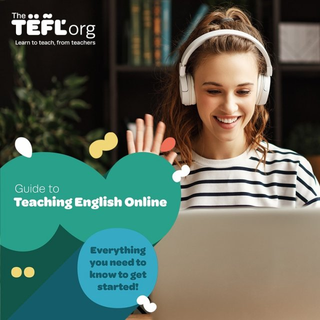 We're very excited to launch our FREE Guide to Teaching English Online!⁠ ⁠ Discover everything you need to know to get started as an online teacher, this guide will help set you up for success, covering everything from what qualifications you need to tips for increasing your earning potential. Plus, get detailed information about requirements and salaries for almost 30 online teaching companies!⁠ ⁠ Whether you're interested in working for an online teaching company or have the ambition to build your own business as an independent online teacher this guide is for you!⁠ ⁠ Download now for FREE and start your online TEFL journey today - Link in bio 🔗