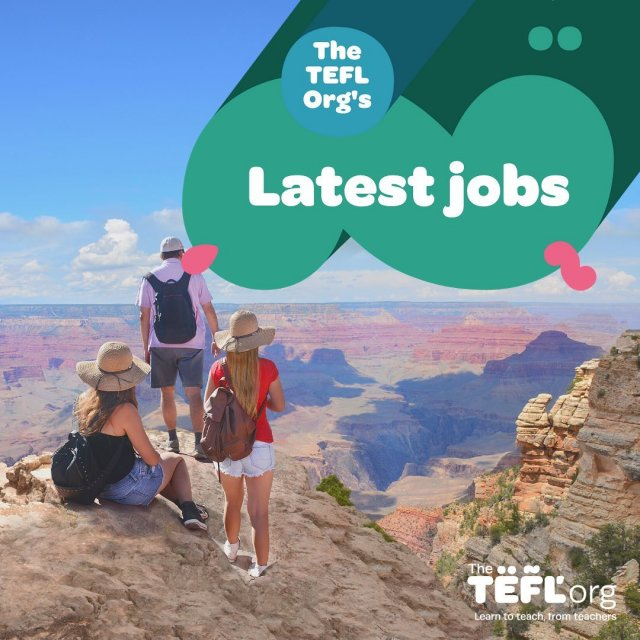 Gained your TEFL qualification with us and now you're searching for that perfect job? 🏫⁠⠀⁠⠀⁠⠀⁠⁠ ⁠⠀⁠⠀⁠⠀⁠⁠ Browse through a variety of jobs on our jobs centre, including: teaching jobs abroad, online, and closer to home. ⁠Swipe along to see where you can teach ➡️💻💸🌍⁠⠀⁠⠀⁠⁠ ⁠⁠ ⁠Follow the link in our bio to find your perfect role! 🔗