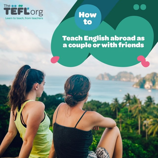 Happy Valentine's Day! ♥️⁠ ⁠ Are you looking to TEFL with a friend or as a couple? 👫⁠ ⁠ Would you feel more comfortable with someone with you for extra support? Some TEFL employers will hire friends/couples and actually prefer this as they are aware that you are making a big move accepting a TEFL job abroad and the last thing they want is for you to get homesick and leave. ⁠ ⁠ Who would you TEFL with? Tag them in the comments!⁠ 👇
